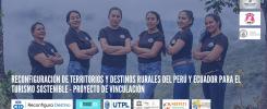 RECONFIGURACIÓN DE TERRITORIOS Y DESTINOS RURALES DEL PERÚ Y ECUADOR PARA EL TURISMO SOSTENIBLE