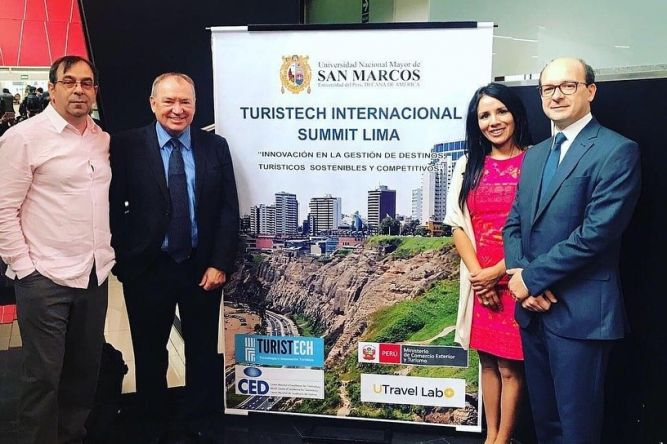 Turistech Summit Lima